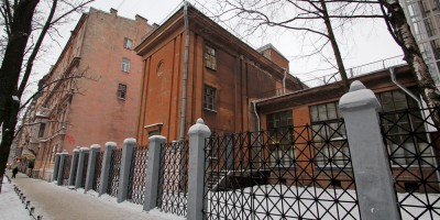 Подстанция Василеостровская на 6-й линии Васильевского острова, 37, корпус 2