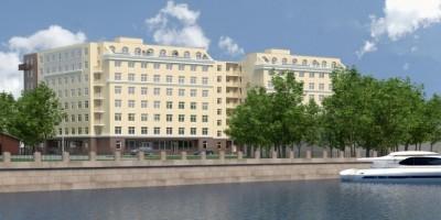 Проект жилого комплекса на Савушкина
