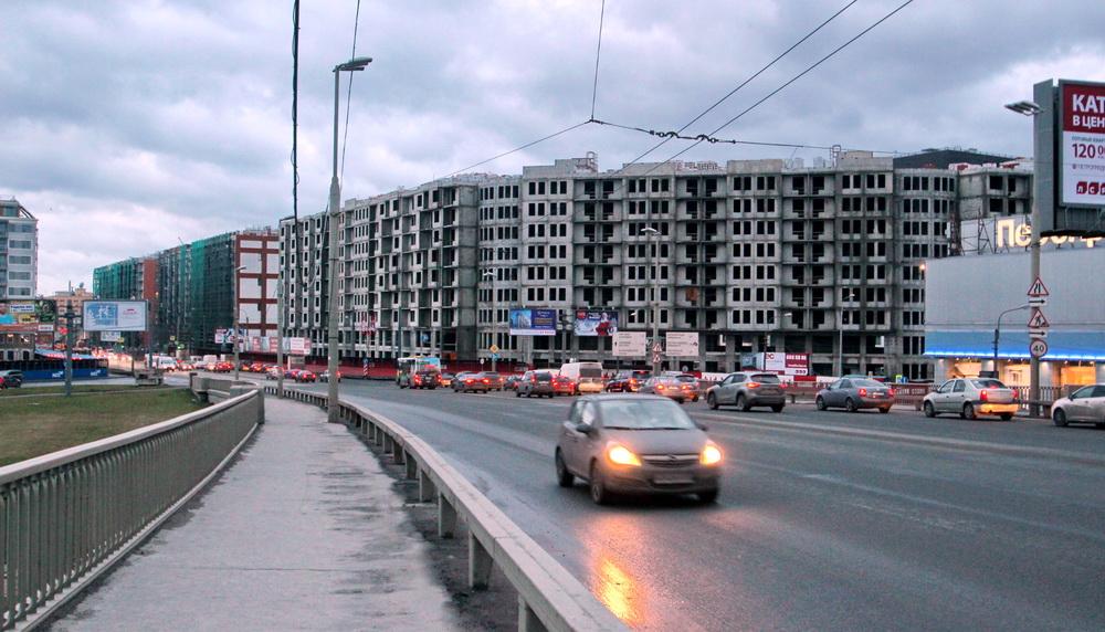 Проспект Медиков, 10, Европа-сити