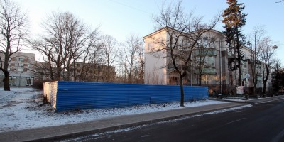 Пушкин, Московская улица, 21