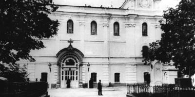 Сергиевская церковь в Троице-Сергиевой пустыни