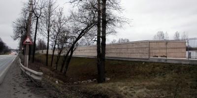 СПбГУ, Михайловская дача, административный корпус
