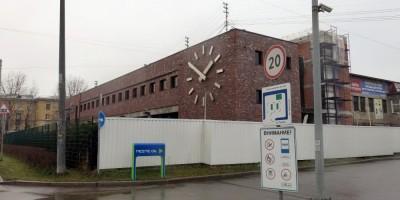 Технопарк на улице Седова
