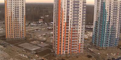 Улица Корнея Чуковского, 7, жилые дома