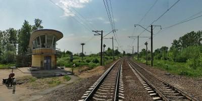 Варшавская железнодорожная линия