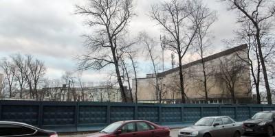 Эсперова улица, 16, после сноса