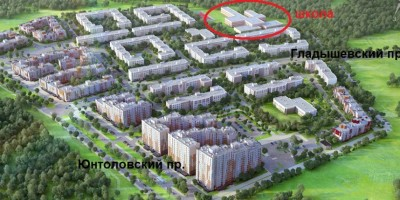 Жилой комплекс Юнтолово