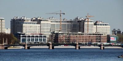 Жилой комплекс на Ушаковской набережной
