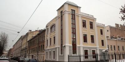 3-я Красноармейская улица, новое здание стоматологии