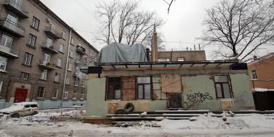 Большой проспект Васильевского острова, 90, корпус 2, реконструкция
