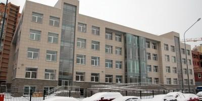 Брестский бульвар, 3, корпус 2, поликлиника