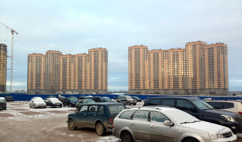 Дома на улице Федора Абрамова