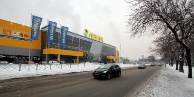 Гипермаркет Лента на Лиговском проспекте, 283