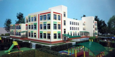 Канонерский остров, 21, проект детского сада