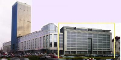 Концепция здания на площади Конституции