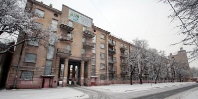Кронштадт, Коммунистическая улица, 5
