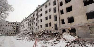 Кронштадт, Коммунистическая улица, 5, капитальный ремонт
