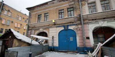 Московский проспект, 10-12, мечеть
