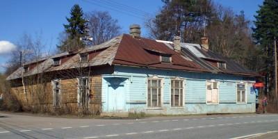 Отделение почты 197739 в Солнечном