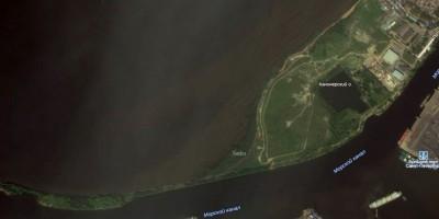 Парк на Канонерском острове