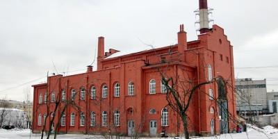 Полюстровский проспект, 46, здание Трансформаторного энергоремонтного завода