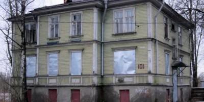 Пушкин, Павловское шоссе, 101, деревянный дом