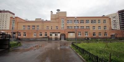 Рыбацкий проспект, 7, корпус 2, детский сад