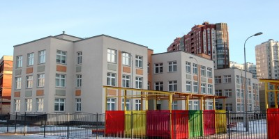 Союзный проспект, 3, корпус 2, детский сад