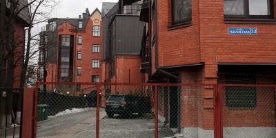 Тбилисская улица, 32, двор