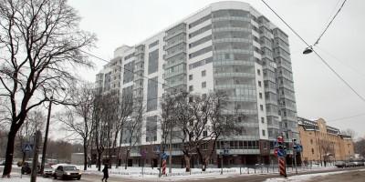 Улица Одоевского, 22