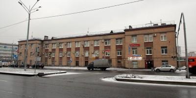 Улица Салова, 61, административное здание
