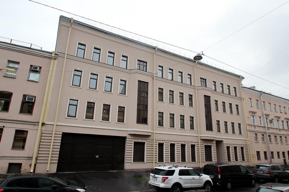 Верейская улица, 50