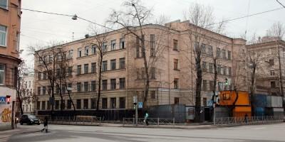 Введенская улица, 3, школа