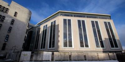 Здание Электронстандарта на площади Победы, дворовый корпус