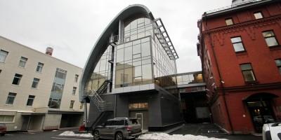 Бизнес-центр на улице Красного Курсанта, 25, корпус 2