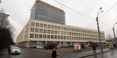 ЦКБ машиностроения на Красногвардейской площади, 3