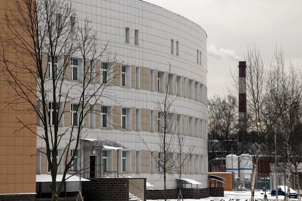 Городская инфекционная больница, корпус