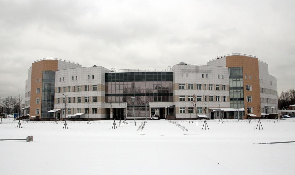 Городская инфекционная больница на Пискаревском проспекте, 47
