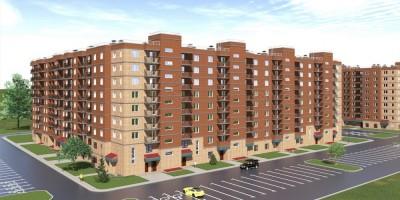 Красный Кирпичник, проект жилого дома