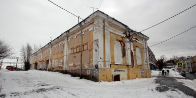 Ломоносов, Кронштадтская улица, 2