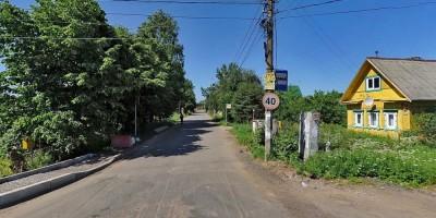 Новоселки, улица Добрая Горка