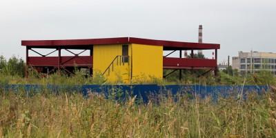 Паркинг на Петергофском шоссе, 79