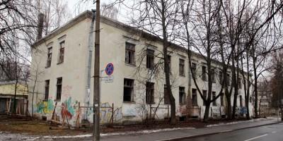 Павловск, улица Васенко, 3