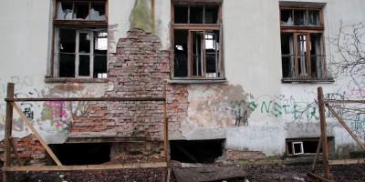 Павловск, улица Васенко, 3, кладка