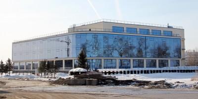Пулковское, бизнес-центр на Кокколевской улице, 1