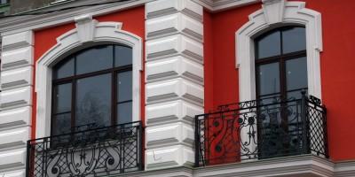 Санаторная аллея, 3, балконы