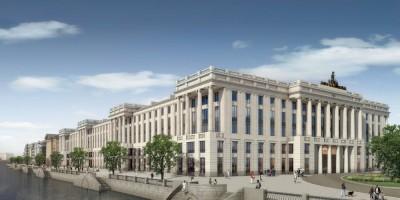 Судебный квартал на проспекте Добролюбова, суд