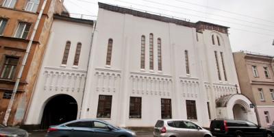 Свято-Троицкая церковь в Транспортном переулке, 5