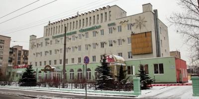 Таллинская улица, 11, баня
