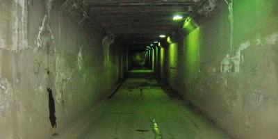 Тоннель под Московским